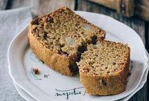 Du Boɴ Paıɴ ⓥ / Collection de recettes pour faire du bon pain maison. Pain, bagel, cake, cracker, pita, scone, bun, naan et toutes les autres sortes de pain et d'accompagnement... Salé comme Sucré. Parce qu'un repas n'est jamais vraiment complet sans pain.