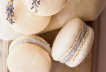 Lavender Hill Tea Time / Lavender themed tea time treats