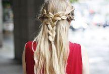 School - Hair