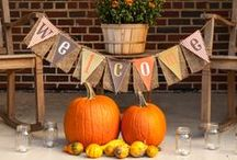 Harvest Festival / Harvest Festival is here and we have compiled a board of our favourite thanksgiving activities and decorations - enjoy!