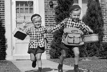 School Run Style / School run style inspiration from Celebrity mum's.