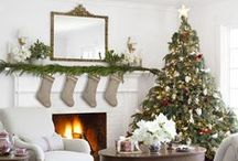 Christmas Decorations / Decorating the house this weekend? Look no further! We have compiled this board to give you a bit of inspiration on how you can make your house look elegantly festive!