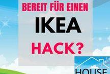 DIY IKEA Hacks / Einfache IKEA Hacks, Lego Tisch, IKEA Lack, Kinderzimmer, Hacks, Lifehacks