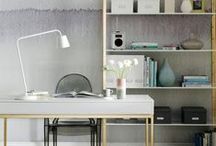 If Only: Home Office / We all need that organised space to get things done and follow our ambitions. These home offices will inspire you to follow your own dreams.