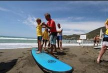 Levanto Surf School / Surf School in Levanto Italy. Both American and Italian instructors. Specializing in teaching beginners the lifetime sport of surf! Never too young or old to learn! Contact for more information or schedule a time to join us. http://levantosurfschool.it/contact/index.html