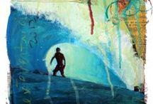 Surf Graffiti