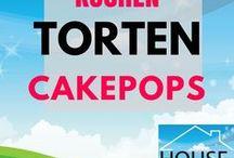 Kuchen / Torten / Cake Pops / Motivtorten, Cake Pops und Fondanttorten für Kindergeburtstag und mehr