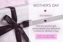 Gifts for Mothers Day / From exquisite jewellery to superb leather wallets, we have hundreds of beautiful gifts that are the ideal gift for Mum. :) With personalisation available and carried out in our British offices, check out our beautiful range today! #mothers #gifts #giftsperation #inspiration #mum #mom #personalised