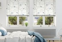 Blinds: Sanderson HOME / From fancy florals to soft geometrics, our Sanderson HOME collection has something for every style of every home.