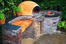 Sensational Pizza Ovens / Inspirational pizza ovens for your garden