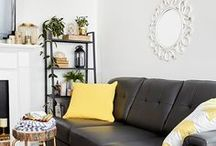 Hello Home Love / Find love, homes and lots of heart in the interiors we feature here! Find inspiration for real family homes.