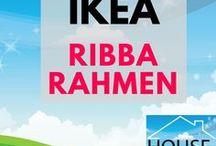 DIY Ribba Rahmen / Tolle #hacks mit dem #ikea #ribba rahmen
