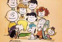 Sɴoopʏℓaɴd / ★ Woodstock, Peppermint Patty, Charlie Brown, Snoopy & C°... Place à tout l'univers Peanuts de Charles M. Schulz ★