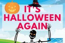 halloween / Bastel und Deko Ideen für das gruselige Event des Jahres. Halloween Kostümideen, Bastel Druckvorlagen und Rezepte sowie Snack Ideen für eine gelungene Halloween Party.