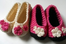 Crafts for Adult Feet / Sandles,Socks,Slippers,Etc.