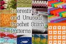 Crochet Tutorials/Tips / This board has crochet tips and tricks. Also tutorials for different stitches.