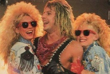 Bad 80s looks - yes, they were very... very bad. / Sometimes we need to revisit the past to remember why some fashions should stay dead.