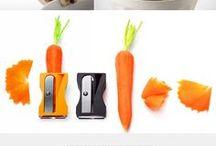 Kitchen Tools & Curiosities / Gli accessori e le idee più bizzarre per la cucina