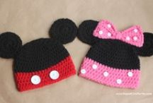 Baby and Child Hats, Mittens, Scarfs,Etc. / Everything to keep the little ones warm and cozy / by Lynn Courtois