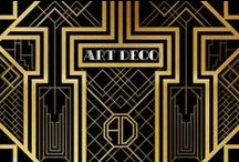 Re-appreciation of ART DECO finally its Avantgarde again / Real craftsmanship  forecast by www.sandervaneyck.nl