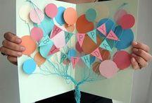 DIY birthday ideas / DIY birthday ideas