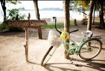 Inspiration: Beach Wedding Ceremony Design / Beach ceremony designs either loved by or created by Four Winds.