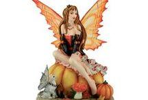 féérie : fées, sorcières, licornes, sirènes