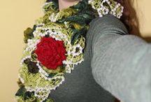 crochet shawls and ponchos