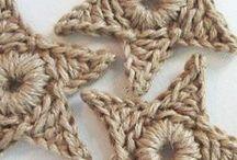 Knitt and crochet