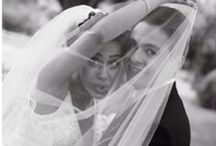 Wedding Photo Fun / Bride and Grooms take some fun photos sharing their love and fun side!