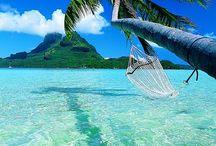 ⋘ Polinesia Francese ⋙ / Le immagini più belle della Polinesia Francese