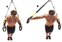 TRX - exercises / exercises
