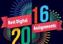 Top Assignments of the Year / This board features some of the best and most popular assignments on Edcite!