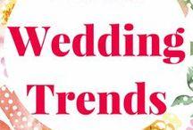 Wedding trends 2016 / trends 2016