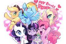 Unicorni & Pony