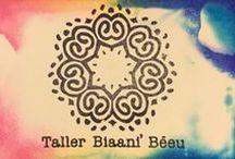 Taller Biaani' Béeu / Encuadernación artesanal y otros artículos y accesorios hechos a mano. www.facebook.com/Taller.Biaani.Beeu