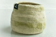 -Knitted >Felted-