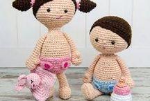Amigurumi-bábiky