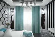 Beautiful Bedrooms!! / by Gracie Wilson
