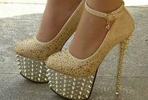 These Shoes Cray... / My feet would hurt in these shoes for real !!! / by Ayramis Brooks