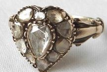 antique jewelry / by lauren taylor