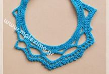 my crochet: necklaces/bracelets