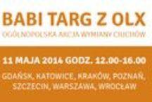 Aktualnie / czyli co robimy lub co polecamy i gdzie można nas w najbliższym czasie spotkać /// więcej na www.babilad.pl