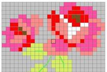 Cross stitch / by melly melly