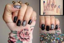 Nail - Unhas / Adoro unhas decoras!!!
