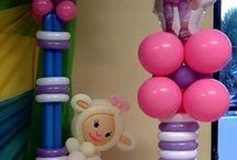 Balloon decorations / Balloon decorations / by arlene boccia