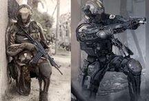 Soldati/armature