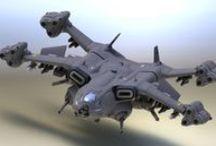 aerei/elicotteri/navi spaziali