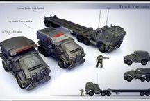 tank/jeep/camion e altro