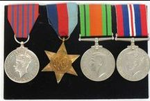 Military Medals / A mixture of British campaign and gallantry medals  from past and future C&T auctions.